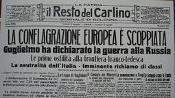 Il Resto de Carlino 1914-1918: la Grande Guerra in prima pagina | Généal'italie | Scoop.it