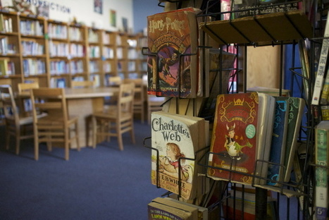 Review finds hundreds of LA school libraries without staff, shuttered ... | In the Library and out in the world | Scoop.it