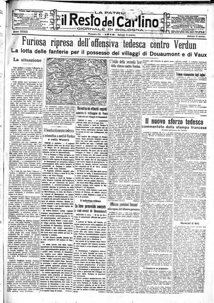 La Grande Guerra in prima pagina | Généal'italie | Scoop.it