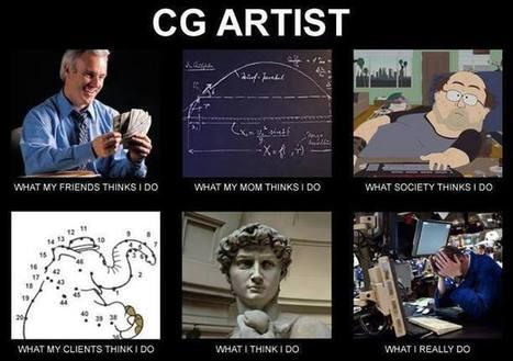 CG Artist | MulderComicReport | Scoop.it