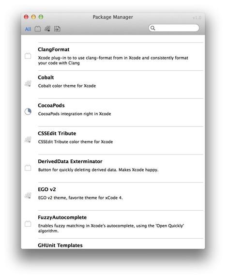 supermarin/Alcatraz | iOS third party developments | Scoop.it