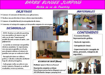Barbie Bungee Jumping   Matemàtiques - Secundària   Scoop.it