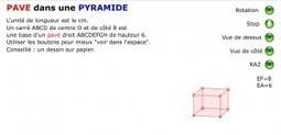 Des animations Flash pour aider à voir les mathématiques - Blog TICE | Fatioua Veille Documentaire | Scoop.it