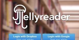 JellyReader : un lecteur RSS qui stocke nos articles sur Google Drive et Dropbox | image et branding | Scoop.it