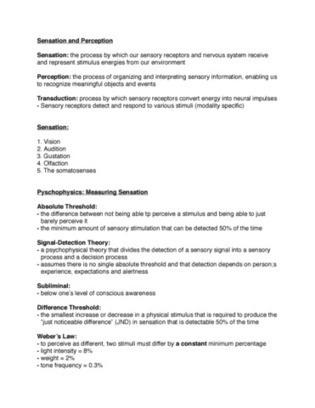 Sensation and perception pdf download tranrid sensation and perception pdf download fandeluxe Gallery