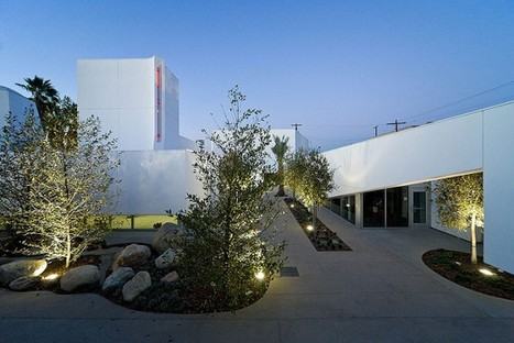 Inner City Arts, Los Angeles/USA by Michael Maltzan Architecture | The Architecture of the City | Scoop.it