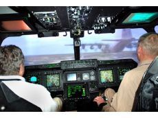 Virtual world of simulators helps train pilots - Jacksonville Daily News | Virtual Worlds and Online Education | Scoop.it