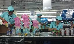 The grim truth of Chinese factories producing the west's Christmas toys | IB GEOGRAPHY GLOBAL INTERACTIONS | Scoop.it