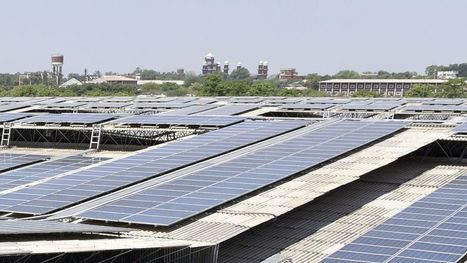 India announces its largest solar rooftop tender | Sustainable Technologies | Scoop.it