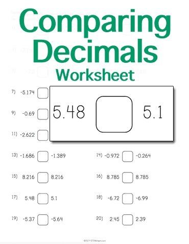 Mean Median Mode Range Worksheet | Math Workshe...