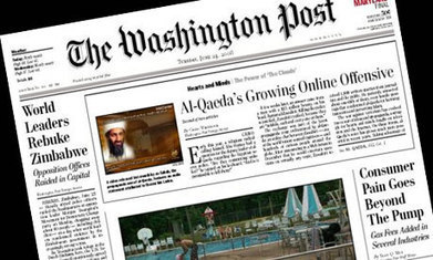 What Jeff Bezos Could Do With The Washington Post | Rosenblum TV | Digital Media as a radical tool | Scoop.it