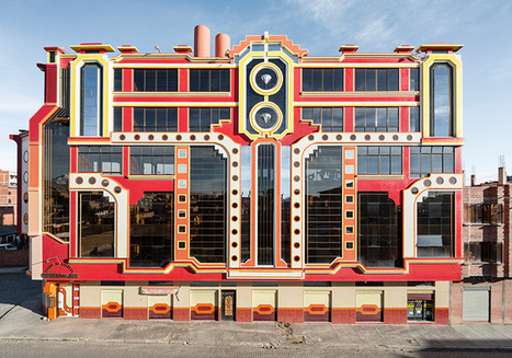 Peter Granser photographs the works of a Bolivian self-taught architect | What's new in Visual Communication? | Scoop.it
