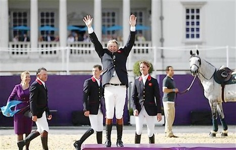 More gold for Britain? Riders jump for Olympic individual jumping medals today | Equestrian Olympics 2012 | Scoop.it