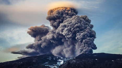 We could have more volcano eruptions thanks to climate change | Sustain Our Earth | Scoop.it
