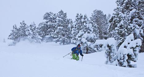 L'hiver sans fin au Pic d'Augas...-LA TIMUZAPATA | Vallée d'Aure - Pyrénées | Scoop.it