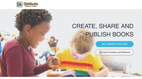 WriteReader: Tool for Teaching Kids to Read and Write | EdTechReview | Scoop.it