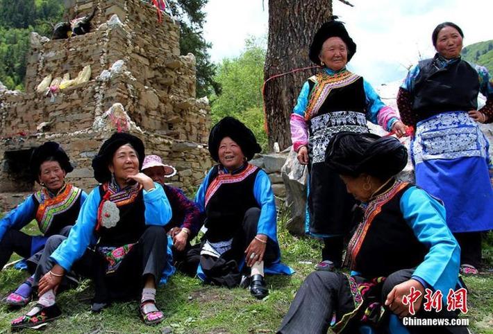 Début de la kora de l'ethnie Qiang au Sichuan | French China | Kiosque du monde : Asie | Scoop.it