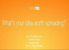 TED Launched A New Platform Called OpenTed | Linking Literacy & Learning: Research, Reflection, and Practice | Scoop.it