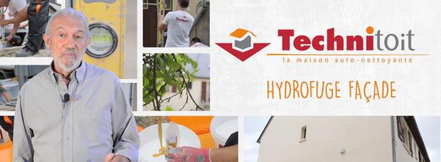 (VIDÉO) Robert Longechal présente la prestation hydrofuge façade de Technitoit ! | La Revue de Technitoit | Scoop.it