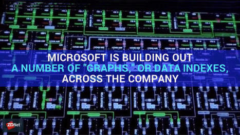 Microsoft outlines plans to build a 'world graph' for geographic data | ZDNet | Everything is related to everything else | Scoop.it