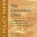 The Green Host Effect An Integrated Approach to Sustainable Tourism and Resort Development (CI Policy Papers) book download<br/><br/>James E. N. Sweeting, Aaron G. Bruner and Amy B. Rosenfeld<br/><...   Communications4Development   Scoop.it