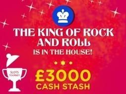Harry's Bingo Celebrates Elvis Presley Birthday!   Blog   Online Bingo Promotions   Scoop.it