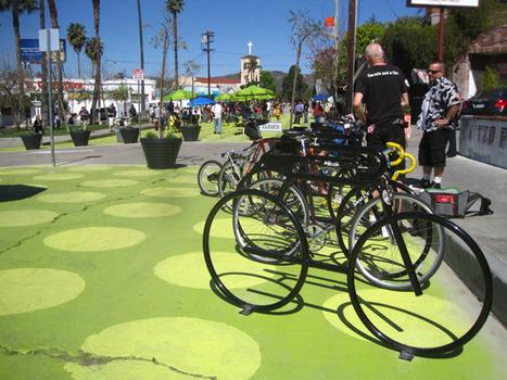 Los Angeles Seeks Pedestrians | green streets | Scoop.it