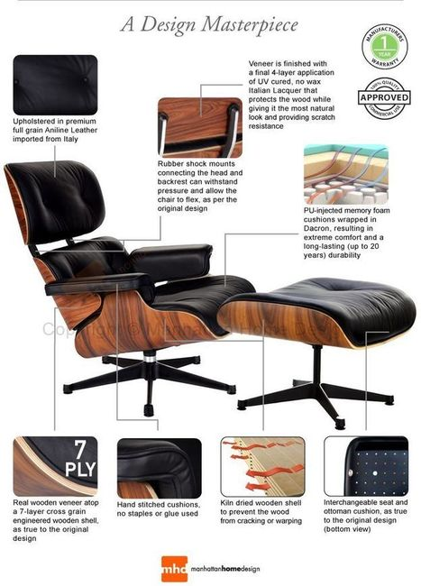 Miraculous Eames Lounge Chair Vitra Black Furniture Stor Creativecarmelina Interior Chair Design Creativecarmelinacom