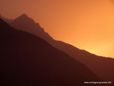 Alerte orange sur l'Aure, hier soir ... | Vallée d'Aure - Pyrénées | Scoop.it
