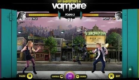 Un fighting game au service d'une série « Fais Moi Jouer ! | Culture(s) transmedia | Scoop.it