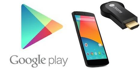 Köp Nexusenheter och Chromecasts direkt från Google play | Mobilt | Scoop.it