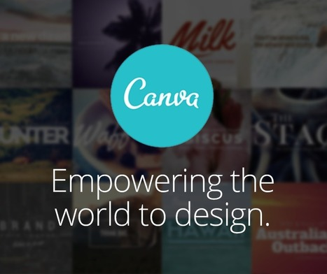Amazingly Simple Graphic Design Software, Free - Canva | Neutral Diseño Málaga | Scoop.it