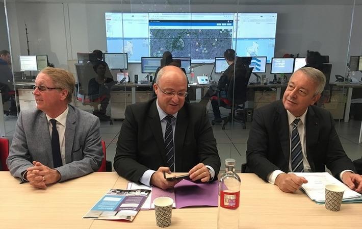 Inauguration de Vig'iléo, le nouveau centre de pilotage intelligent de l'eau de la métropole européenne de Lille | Smart Metering & Smart City | Scoop.it