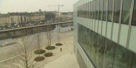 Pour l'inauguration de la bibliothèque de l'agglomération de Caen la Mer, c'est la fête ! (France 3 Basse-Normandie) | La vie des BibliothèqueS | Scoop.it