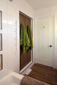 L'ESPACE DÉCO: Avant-Après : Petite salle de bain, grande ... | mobilier salle de bain | Scoop.it