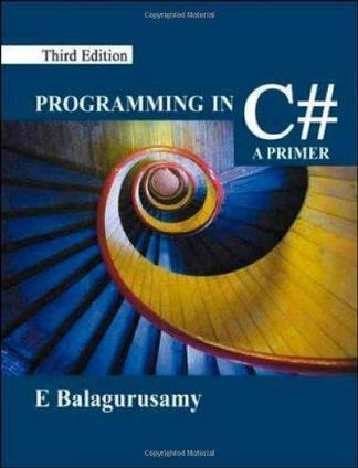 C PDF BOOKS BY BALAGURUSWAMY PDF DOWNLOAD