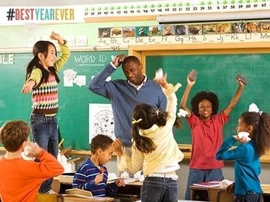 Positive, Not Punitive, Classroom-Management Tips | SpargoEducation | Scoop.it