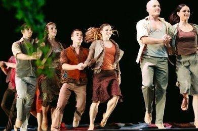 La tête et les jambes   Danse : Malandain Ballet Biarritz - Revue de presse   Scoop.it