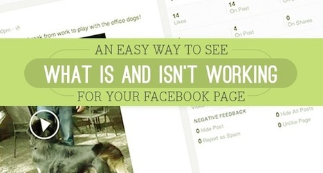 An Easy Way to See What Works for Your Facebook Page | Digital-News on Scoop.it today | Scoop.it