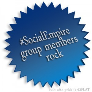 #SocialEmpire Group Pride « TweekPress | #SocialEmpire | Scoop.it