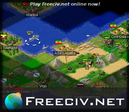 The Freeciv.net Project - HTML5 multiplayer strategy game | Games In Education | Scoop.it