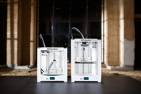 Ultimaker 2+ and Ultimaker 2 Extended+ source files available | #Maker #MakerED #MakerSpace #3DPrinting  | Differentiation Strategies | Scoop.it