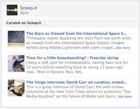 CURATION - Scoopit Curation on your Facebook Timeline | Desarrollo, Evaluación & Complejidad | Scoop.it