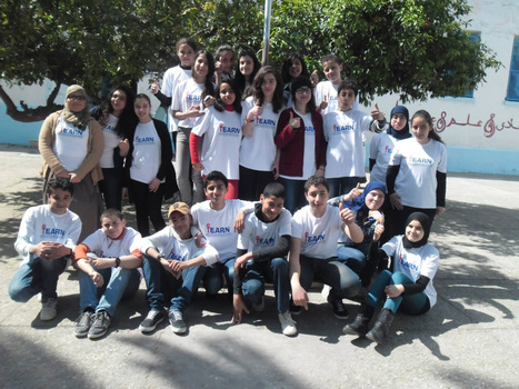 Workshop and Exhibition in Tunisia - Building Intercultural Dialogue through CSYN | iEARN in Action | Scoop.it