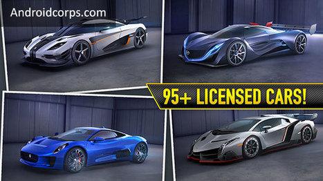 CSR Racing 2 Mod Apk v 1 18 3 (Lots of Money) |