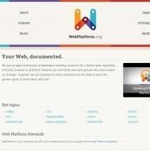 Le W3C lance un site de documentation sur les standards du web | Ardesi - Accès public à Internet | Scoop.it
