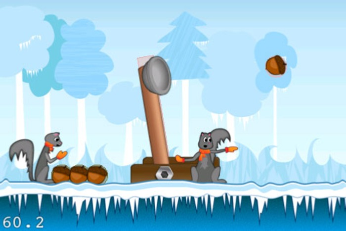 How To Make a Catapult Shooting Game with Cocos2D and Box2D Part 1 | Ray Wenderlich | iPhone and iPad development | Scoop.it