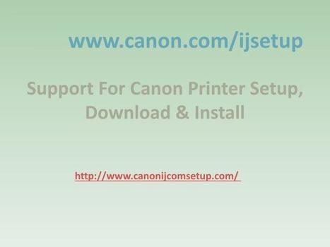 Canon Com Ijsetup PIXMA MG 3600 Installation an