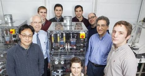 This Water Battery Will Change the Way We Harness the Sun's Energy | Post-Sapiens, les êtres technologiques | Scoop.it