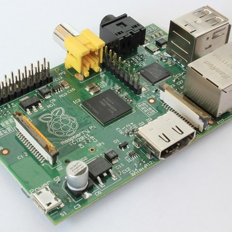 Raspberry Pi coding contest won by time-lapse camera (Wired UK) | Raspberry Pi | Scoop.it